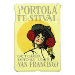 1909 San Francisco Portola Festival iPad Mini Covers