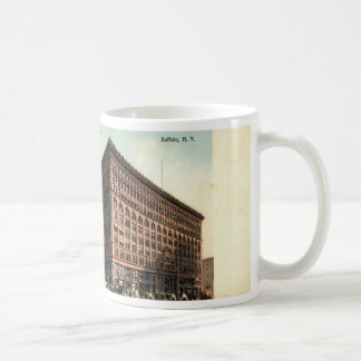 1909 Vintage Ellicott Square, Buffalo, NY Coffee Mug