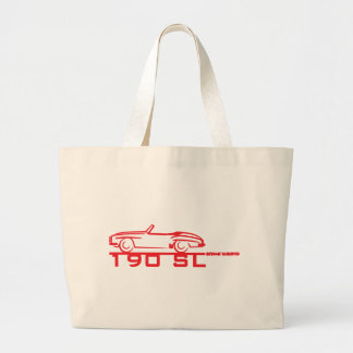 190SL Red Canvas Bags