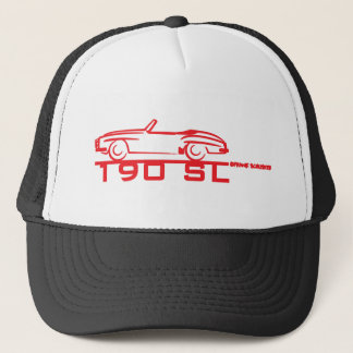 190SL Red Trucker Hat
