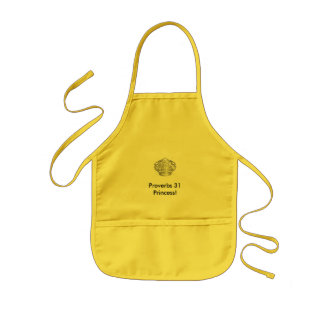 19101-Clipart-Picture-Of-A-Shiny-Large-Silver-R... Kids' Apron