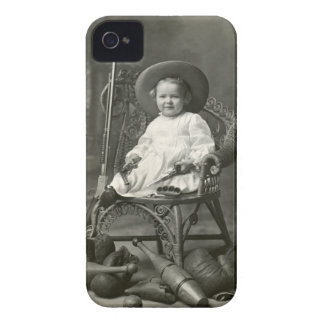 1910 American Tomboy Case-Mate iPhone 4 Case