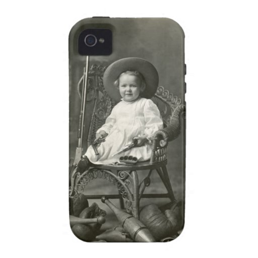 1910 American Tomboy iPhone 4 Cover