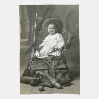 1910 American Tomboy Hand Towels