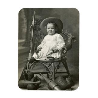 1910 American Tomboy Magnet
