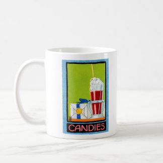 1910 Candies Classic White Coffee Mug