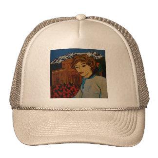 1910 cap trucker hat