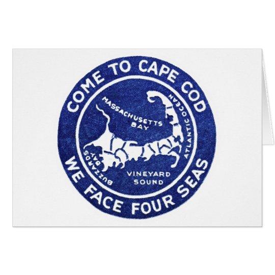 1910 Cape Cod Card