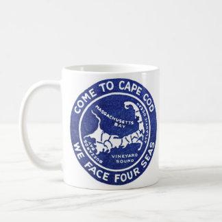 1910 Cape Cod Coffee Mug