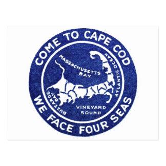 1910 Cape Cod Postcard