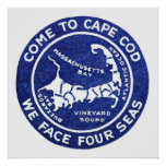 1910 Cape Cod Posters