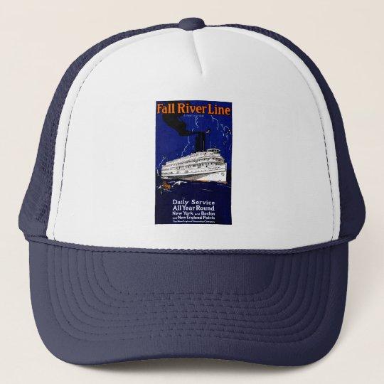 1910 Fall River Steamship Line Trucker Hat