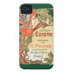 1910 French Art Nouveau label Case-Mate iPhone 4 Cases