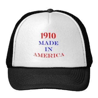 1910 hizo en América Gorro De Camionero