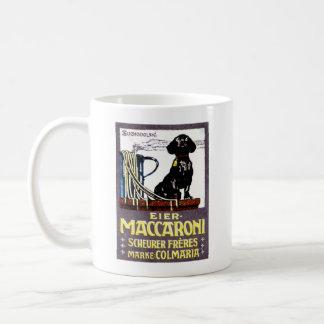 1910 Maccaroni Poster Coffee Mugs