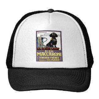 1910 Maccaroni Poster Mesh Hat