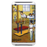 1910 Men's Gymnastics iPod Touch Covers
