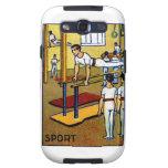 1910 Men's Gymnastics Samsung Galaxy SIII Case