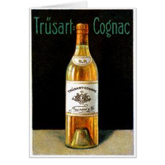 1910 Trusart Cognac Poster Cards