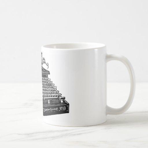 1910 Typewriter Coffee Mug