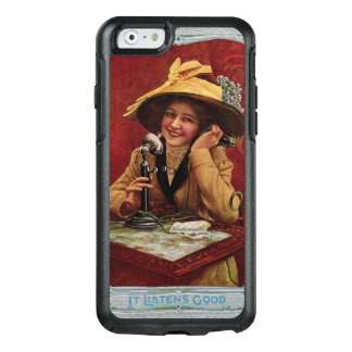 1910s Beauty on a Candlestick Phone Otterbox Case