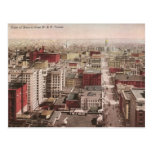 1910's View of Denver, CO from The D & F Tower Postcard