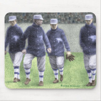 1911 Athletics Mouse Pad