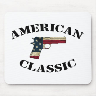 1911 CLASSIC BLACK.png Mouse Pad