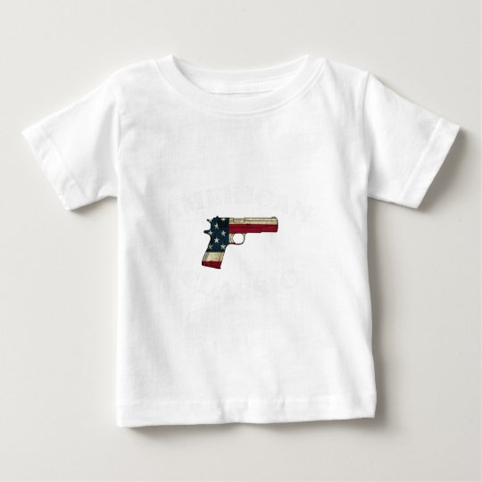 1911 CLASSIC WHITE.png Baby T-Shirt