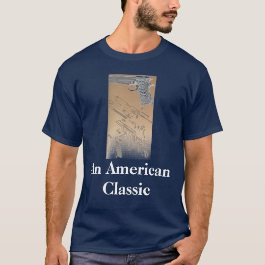 1911 exploded view, An American Classic T-Shirt