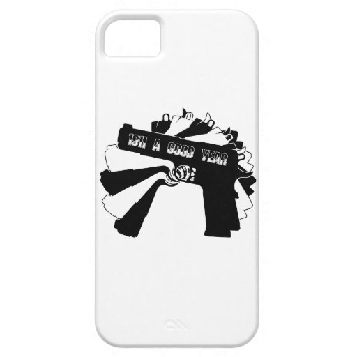 1911 Firearm ( A Good Year ) iPhone 5 Cover