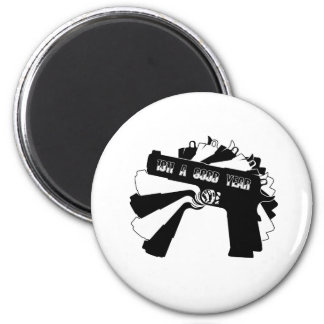 1911 Firearm ( A Good Year ).png 2 Inch Round Magnet