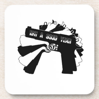 1911 Firearm ( A Good Year ).png Drink Coasters