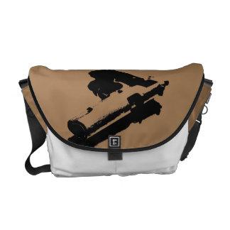 1911 Litho Messenger Bag