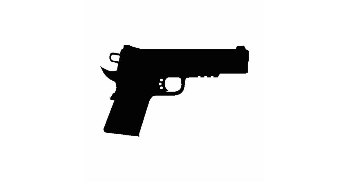1911 Pistol Keychain | Zazzle