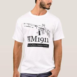1911 Schematic - Front T-Shirt