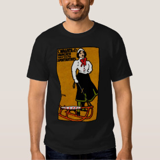 1911 Sporting Goods Poster T-Shirt