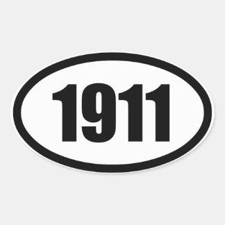 1911 STICKERS