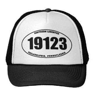 19123 - Northern Liberties Philadelphia PA Hats