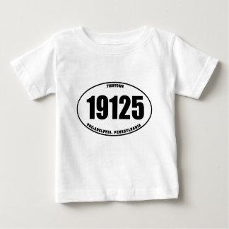 19125 - PA de Fishtown Philadelphia T Shirt