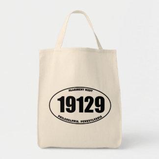 19129 - Allegheny del oeste Bolsa Tela Para La Compra