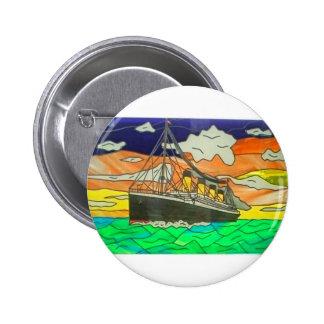 1912 - 2012. titánicos pin