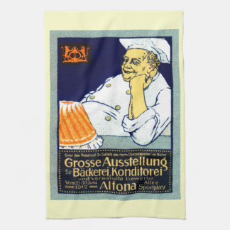 1912 Bakery + Confectionery Exhibition Kitchen Towels