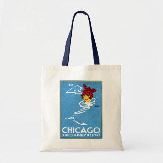 1912 Chicago, el centro turístico de verano Bolsas De Mano