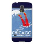 1912 Chicago, el centro turístico de verano Carcasas Para Galaxy S5