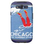 1912 Chicago, el centro turístico de verano Galaxy S3 Cobertura