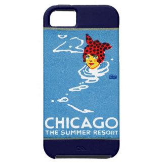 1912 Chicago, The Summer Resort iPhone SE/5/5s Case