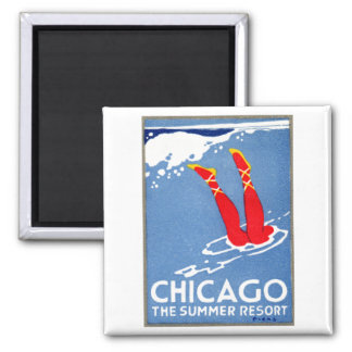 1912 Chicago, The Summer Resort Magnets