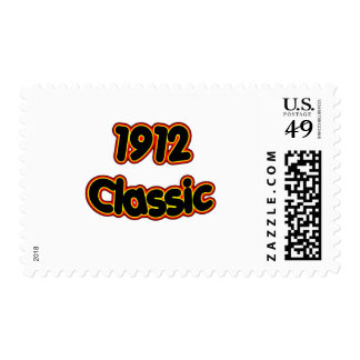 1912 Classic Postage Stamps