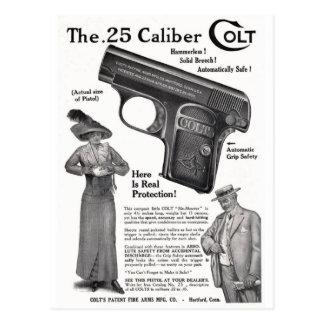 1912 Colt Post Card
